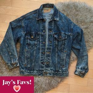 Levi's - Vintage Men's Jean Jacket